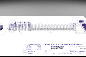 RBS R80 Wire from Drawing